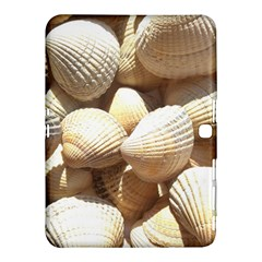 Tropical Exotic Sea Shells Samsung Galaxy Tab 4 (10.1 ) Hardshell Case  by yoursparklingshop