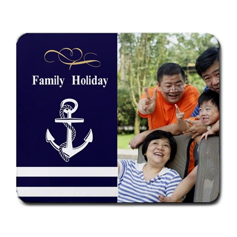 Family By Family   Large Mousepad   Ab6x8v58d56q   Www Artscow Com Front