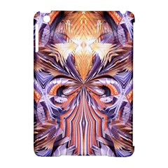 Fire Goddess Abstract Modern Digital Art  Apple Ipad Mini Hardshell Case (compatible With Smart Cover) by CrypticFragmentsDesign
