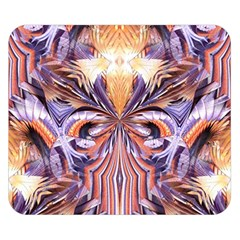 Fire Goddess Abstract Modern Digital Art  Double Sided Flano Blanket (small)  by CrypticFragmentsDesign