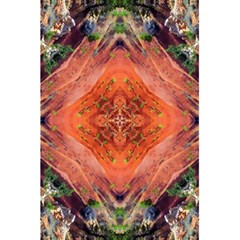 Boho Bohemian Hippie Floral Abstract Faded  5 5  X 8 5  Notebooks by CrypticFragmentsDesign