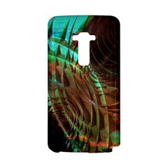 Metallic Abstract Copper Patina  LG G Flex by CrypticFragmentsDesign