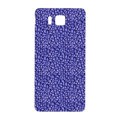 Abstract Texture Samsung Galaxy Alpha Hardshell Back Case by dflcprints