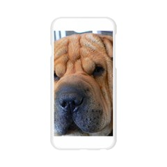 Shar Pei / Chinese Shar Pei Apple Seamless iPhone 6/6S Case (Transparent) by TailWags