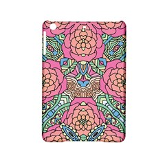 Petals, Carnival, Bold Flower Design Apple Ipad Mini 2 Hardshell Case by Zandiepants