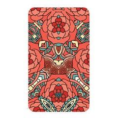 Petals In Pale Rose, Bold Flower Design Memory Card Reader (rectangular) by Zandiepants