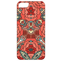 Petals In Pale Rose, Bold Flower Design Apple Iphone 5 Classic Hardshell Case by Zandiepants