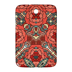 Petals In Pale Rose, Bold Flower Design Samsung Galaxy Note 8 0 N5100 Hardshell Case  by Zandiepants
