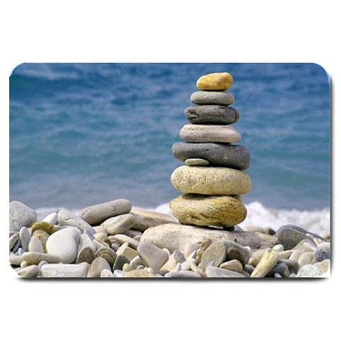 Stacking Stones Zen Balance Formated Template  For Doormat Matching Set  : Set Matching  Doormat Template s Product By Pamela Sue Goforth   Large Doormat   27lunkjhtxdk   Www Artscow Com 30 x20 Door Mat - 1
