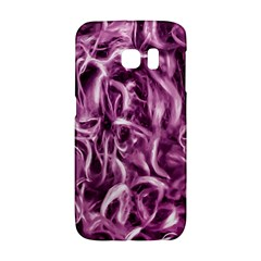 Textured Abstract Print Galaxy S6 Edge by dflcprints