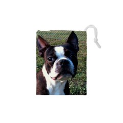 Boston Terrier Drawstring Pouches (XS)  by TailWags