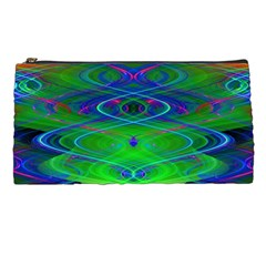 Neon Night Dance Party Pencil Cases by CrypticFragmentsDesign
