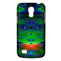 Neon Night Dance Party Galaxy S4 Mini by CrypticFragmentsDesign