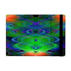 Neon Night Dance Party Ipad Mini 2 Flip Cases by CrypticFragmentsDesign