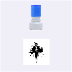 Leatherface 1974 Rubber Round Stamps (Small) by lvbart