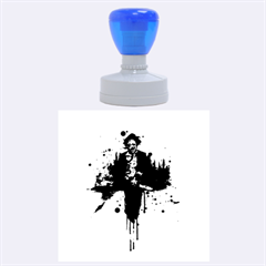 Leatherface 1974 Rubber Round Stamps (large)