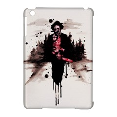 Leatherface 1974 Apple iPad Mini Hardshell Case (Compatible with Smart Cover) by lvbart