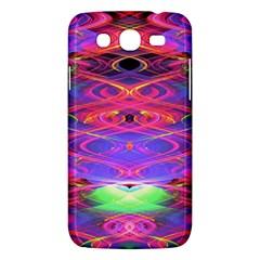 Neon Night Dance Party Pink Purple Samsung Galaxy Mega 5 8 I9152 Hardshell Case  by CrypticFragmentsDesign