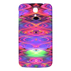 Neon Night Dance Party Pink Purple Samsung Galaxy Mega I9200 Hardshell Back Case by CrypticFragmentsDesign