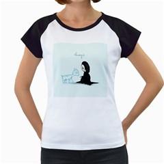 Always    Women s Cap Sleeve T by lvbart