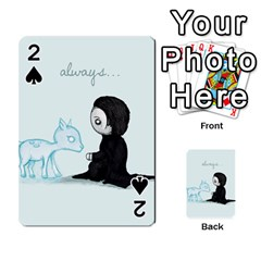Always    Playing Cards 54 Designs