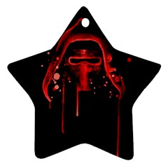 Bad Grandson Ornament (star)