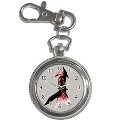 Pyramid Head Drippy Key Chain Watches by lvbart