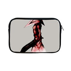 Pyramid Head Drippy Apple Ipad Mini Zipper Cases by lvbart