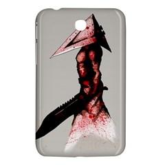 Pyramid Head Drippy Samsung Galaxy Tab 3 (7 ) P3200 Hardshell Case  by lvbart