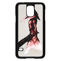 Pyramid Head Drippy Samsung Galaxy S5 Case (black) by lvbart