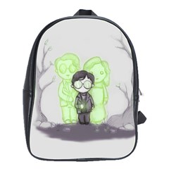 Sorcerer s Stone  School Bags(large)  by lvbart