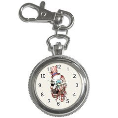 Captain Zombie Key Chain Watches by lvbart