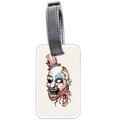 Captain Zombie Luggage Tags (two Sides) by lvbart