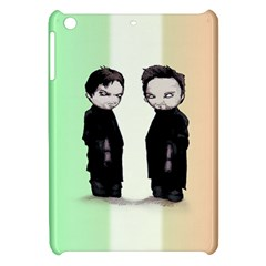 Plushie Saints 2.0 Apple iPad Mini Hardshell Case by lvbart