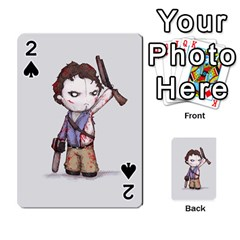 Plushie Boomstick Playing Cards 54 Designs  by lvbart
