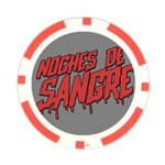 Nuits de sang - Poker Chip Card Guard