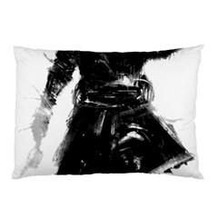 Assassins Creed Black Flag Tshirt Pillow Case by iankingart