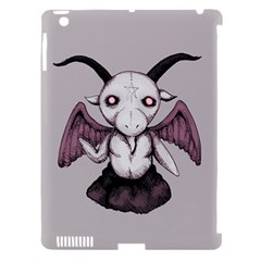 Plushie Baphomet Apple Ipad 3/4 Hardshell Case (compatible With Smart Cover) by lvbart