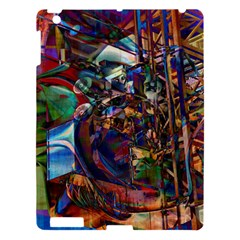 Las Vegas Nevada Ghosts Apple Ipad 3/4 Hardshell Case by CrypticFragmentsDesign