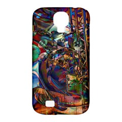 Las Vegas Nevada Ghosts Samsung Galaxy S4 Classic Hardshell Case (pc+silicone) by CrypticFragmentsDesign