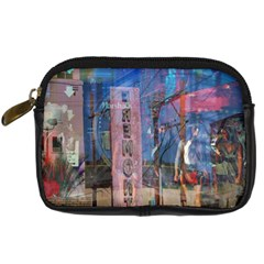 Las Vegas Strip Walking Tour Digital Camera Cases by CrypticFragmentsDesign