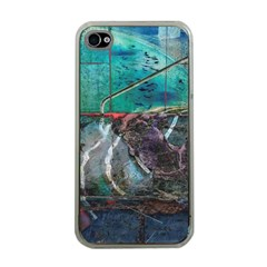Vegas The Deep End  Apple Iphone 4 Case (clear) by CrypticFragmentsColors