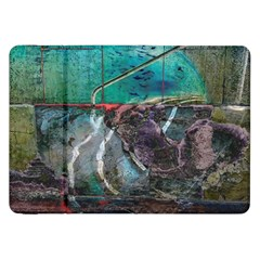 Vegas The Deep End  Samsung Galaxy Tab 8 9  P7300 Flip Case by CrypticFragmentsColors