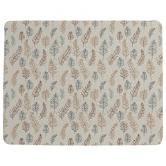 Whimsical Feather Pattern, Nature brown, Jigsaw Puzzle Photo Stand (Rectangular) by Zandiepants
