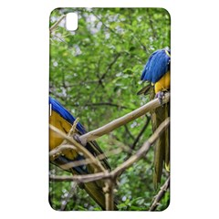 South American Couple Of Parrots Samsung Galaxy Tab Pro 8 4 Hardshell Case by dflcprints