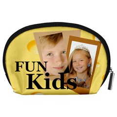 Kids By Kids   Accessory Pouch (large)   0btgorcl5xd4   Www Artscow Com Back