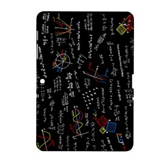 text_typography_mathematics_board_formulas_1920x1200 Samsung Galaxy Tab 2 (10.1 ) P5100 Hardshell Case  by RotoBan