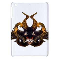 Demon Tribal Mask Apple iPad Mini Hardshell Case by dflcprints