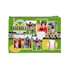 Sport Theme By Sport   Cosmetic Bag (large)   Ai0uc7f4pv7r   Www Artscow Com Back