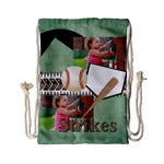 sport theme - Drawstring Bag (Small)